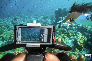Sublue Mix Pro Underwater Scooter (With Smart Phone Mount)