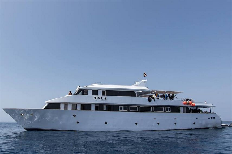 Tala Liveaboard, Egypt - Red Sea liveaboard with underwater scooters onboard