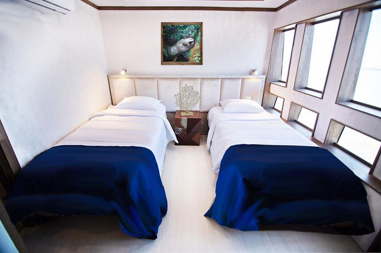 The Galapagos Tiburon Explorer liveaboard cost to book includes the following