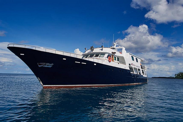 Truk Master Liveaboard review (Truk Lagoon liveaboards and diving)