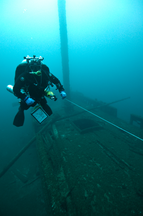 What are the dangers of using your drysuit for buoyancy