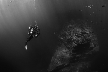 """Why is nitrogen narcosis called """"Raptures of the Deep?"""""""